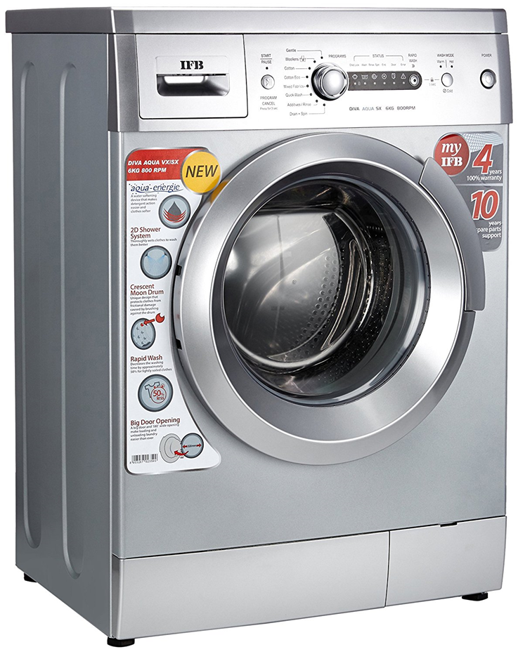 ifb washing machine Diva Aqua Sx 6KG 800 rpm