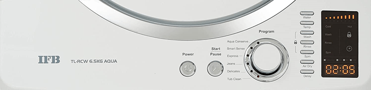 IFB TL-RCW 6.5 Kg Aqua washing machine - Grey 720 rpm