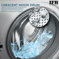 IFB TL-RCSG 6.5 kg Aqua washing machine - Grey