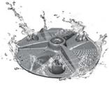 ifb washing machine Tiradic Pulsator