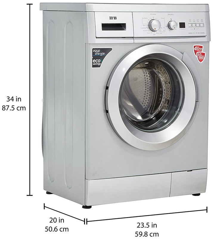 Ifb washing machine Serena Aqua Sx LDT